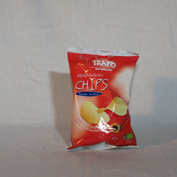 Chips zout