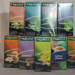 Piramide thee: Brandnetel